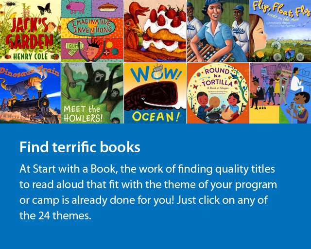 Find dozens of themed fiction and nonfiction books