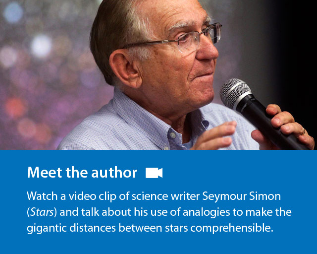 Meet science writer Seymour Simon