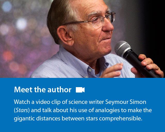 photo of author Seymour Simon.