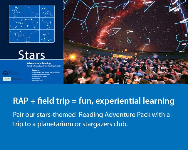 Visit a planetarium or stargazers club