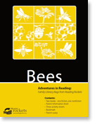 Bees reading adventure pack