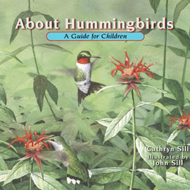 About Hummingbirds A Guide For Children