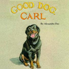 Good Dog Carl Activities