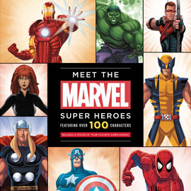 Heroes and Superheroes: Fiction & nonfiction children's