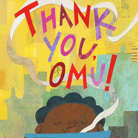 Book cover for Thank You, Omu!