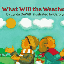 Weather, Tornadoes and Hurricanes: Fiction & nonfiction