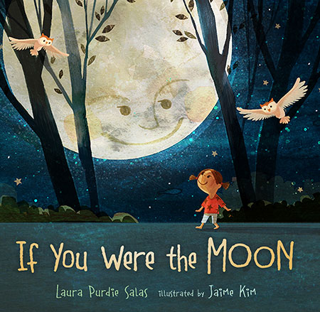 Book cover If You Were the Moon