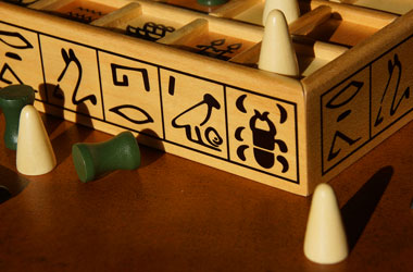 photo of senet game