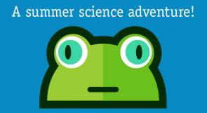 River Rangers! Hands-on summer science