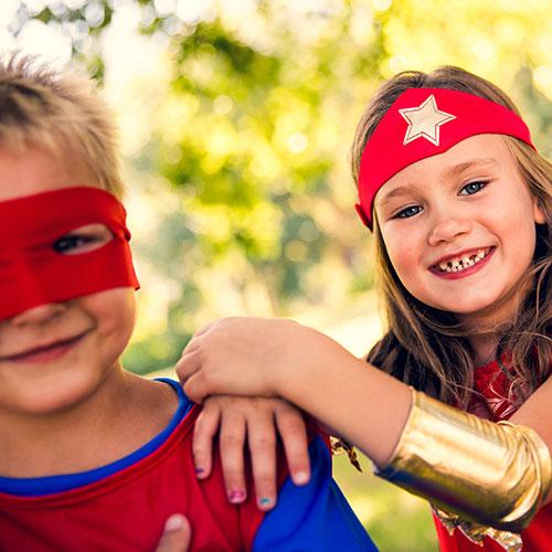 Heroes and Superheroes